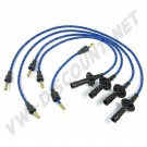 Faisceau de bougies 7mm bleu pour allumeur Pertronix AC9987043