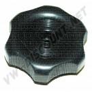Bouton noir pour vitre Westfalia Type 2 68-79