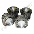 Kit cylindres pistons 1400 sur 1200cc (83x64mm) alésage bloc 87mm -->70