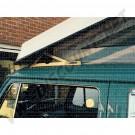Charnières en inox de toit levant Westfalia 8/1967-7/1973 La paire