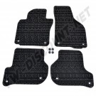 Set de 4 tapis noirs pour Golf 2 berline   DM806020   DM 806 020 | dream-machine.fr