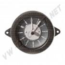Horloge style origine Deluxe 12v fond gris combi 1968-1973