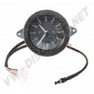 Horloge Deluxe 12v fond gris combi 1974-1975 DM957068