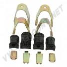 Kit montage barre stabilisatrice 8/65-->>
