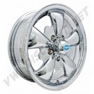Jante Empi GT-5 chromée 5,5x15 5 trous 5x112