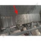 211801551A Panneau Arrière de la réparation du plancher