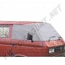 Housse de protection pare-brise et vitres avant Transporter 79-92