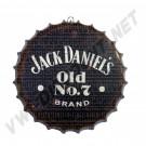 Capsule murale Jack Daniel's  diamètre 34cm Dm80903409 | Dream-Machine.fr