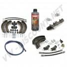 Kit frein avant 65--> et arrière 67--> volkswagen coccinelle DM200313 | Dream-Machine.fr