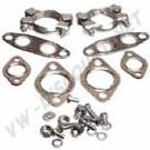 Kit joints et colliers d'échappement pour moteur type 1 double préchauffage