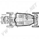 Joint de chassis tous modèles ALLEMAND