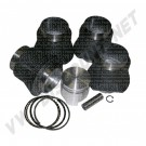 Kit cylindrée 94 mm AA - Forgés + longs - 82mm x 94mm  AA PRODUCTS