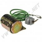 Condensateur pour Golf 1 1100-1300cc avec allumeur Ducellier 036905295A 036 905 295 A | Dream machine