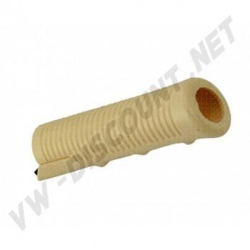 Couvre poignée de frein à main ivoire