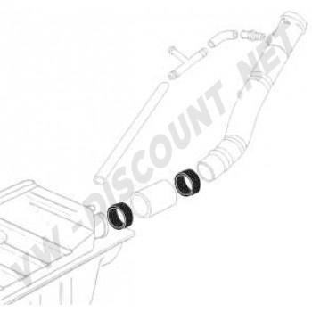 Joint d'étanchéité sur manchon de remplissage essence