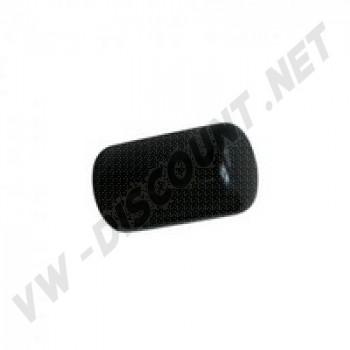 113 711 333A  Bouton de frein à main noir 46-79  4,9€