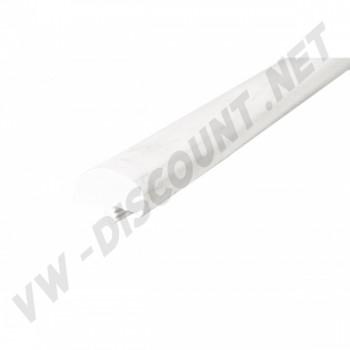 Couvre chant plastique Blanc de table, profil en T épais Type Westfalia Helsinki,... Le métre