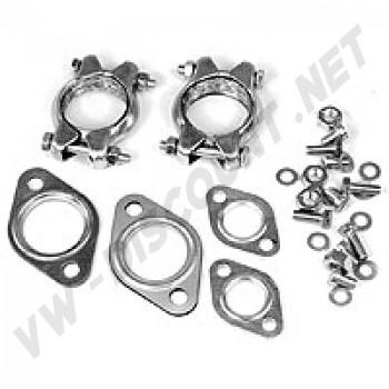Kit joints et colliers d'échappement pour moteur type 1 1200cc-->1600cc