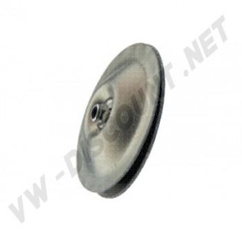 311821335A Pastille ronde de fermeture de jupe avant 1200/1300 08/67 --->>