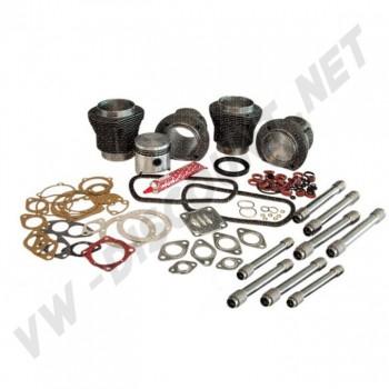Kit cylindrée 1600 Mahle Plus (kit 1600+ tubes env + joints moteur) 311198069B | Dream-Machine.fr