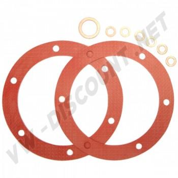 Kit joints de plaque de vidange en silicone  113198031S 113 198 031 S sur dream-machine.fr