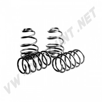 Kit Ressorts courts -40 mm pour Transporter 79 ->92