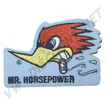 Patch Clay Smith Mr Horsepower