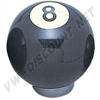 AC711403 Pommeau 8ball noir
