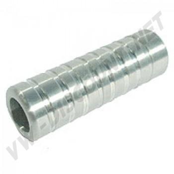 AC711310 couvre poignée de frein à main alu
