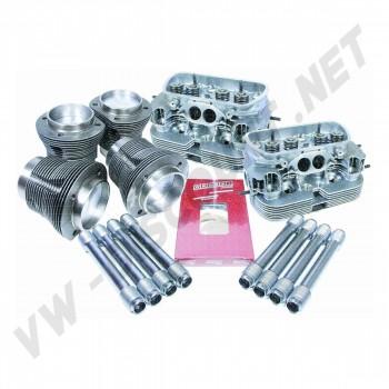 Kit Pack cylindrée 1600 avec culasses culots courts dm1600c | Dream-Machine.fr