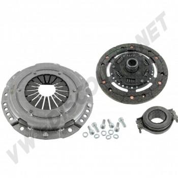 Kit embrayage 180mm guidé 1200cc 72-->78 et 1300cc 71-->75 111198141ALUK 111 198 141 A LUK | Dream-Machine.fr