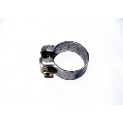 Collier diamètre 59.5 mm permettant de raccorder deux tubes d'échappement ensembles