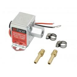 Pompe a essence electrique Facet avec raccords
