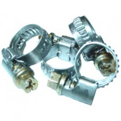 Collier de serrage durite essence diamètre 5 à 8mm