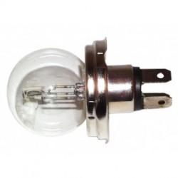 Ampoule de phare code europe 6V blanche 45/40W culot CE