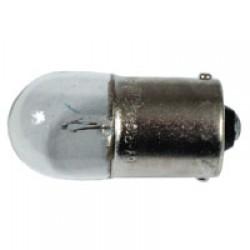 Ampoule d'éclairage de plaque arrière 6V