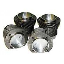 Kit cylindres pistons 1600cc Forgé Mahle (85.5x69mm)