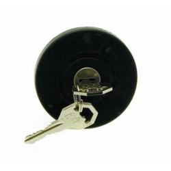 Bouchon de réservoir avec clé T1 67-->12/71 et T2 8/71-->7/73